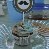 Let's Have a Party - Mustache Baby Shower Details