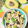 Chicken and Avocado Quinoa Salad
