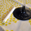 Flashback: Chalkboard Dipped Wine Glasses