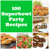 100 Super Bowl Party Recipe Ideas