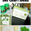 Seventeen Lucky St. Patrick's Day Craft Ideas