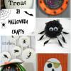 39 Halloween Crafts
