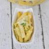 Creamy Baked Avocado Pasta