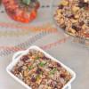Cranberry Walnut Quinoa Stuffing
