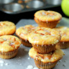 Baked Apple Fritter Muffins