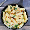 Cheesy Kale One Pot Pasta