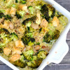 Chicken Broccoli Quinoa Casserole