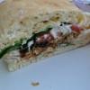 Chicken Sandwiches with Balsamic Glaze