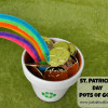 St. Patrick's Day Crafts - Pots of Gold