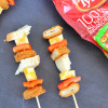 Cheesy Chicken Kabobs