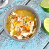 Zesty Chicken and Rice Soup
