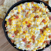 Cheesy Bacon Corn Dip Recipe