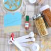 Food Lovers Mason Jar Gift Idea