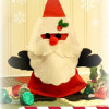 Guest Blogger: Felt Santa Filled with Candy