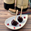 Pomegranate Cabernet Meatballs
