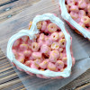 Strawberry Marshmallow Heart Treats