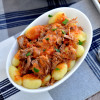 Slow Cooker Pork Ragu with Gnocchi