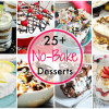 The Best No Bake Desserts