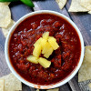 Cantina Style Pineapple Salsa and a Giveaway