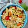 Tomato Corn Pasta Salad