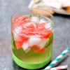 Watermelon Mint Infused Water and Support for Others