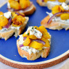 Roasted Squash Crostini