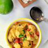 Easy Coconut Curry Chicken (Whole30, Paleo)