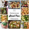 11 Amazingly Easy Sheet Pan Dinners