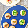 Easy Party Appetizers the RITZ Cracker Way