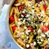 One Pot Greek Chicken Pasta