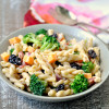 Creamy Broccoli Pasta Salad