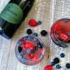 Mixed Berry Prosecco Sangria