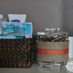 Guest Room Upgrades: Candy for Dad