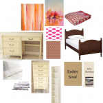 Big Girl Rooms: Two Mood Boards