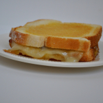 Comfort Food Made Easy: Grilled Ham and Cheese