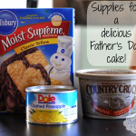 {A Glimpse} Prepping for Father's Day