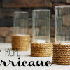 {Guest Post} Nautical Rope Hurricane DIY