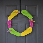 Flashback: Summer Wreath with Flip Flops