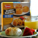 Weekday Breakfast Solutions with #TysonBreakfast