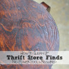 {Guest Post} Tips to Clean Up Thrift Store Furniture