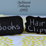 Chalkboard Week: Chalkboard Labels