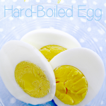 {Guest Post} Perfect Hard Boiled Eggs