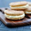 Pumpkin Snickerdoodle Sandwich Cookies