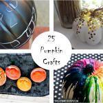25 Amazing Pumpkin Crafts