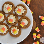 Pumpkin Iced Ginger Snaps