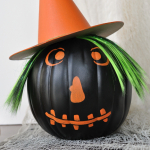 Make Your Own Witch Pumpkin