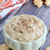 Four Ingredient Pumpkin Pie Dip