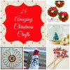 25 Awesome Christmas Crafts
