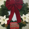 Guest Blogger: Homemade Christmas Wreath