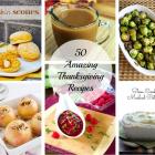 50 Amazing Thanksgiving Food Ideas